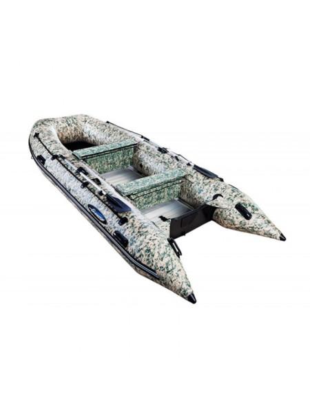 Лодка Gladiator HD370 AL Camo