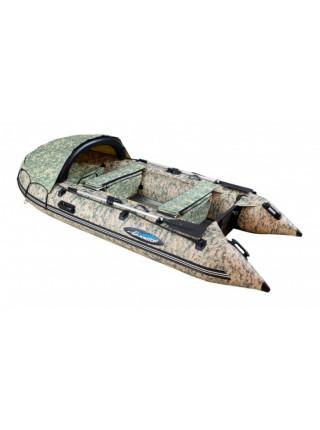 Лодка Gladiator C370 DP Camo