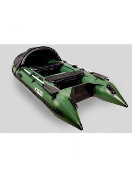 Лодка Gladiator D370 DP Camo