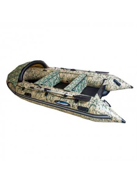 Лодка Gladiator E420 Camo