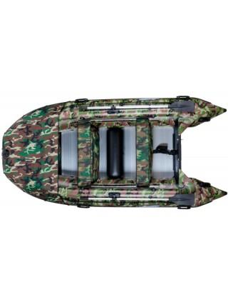 Лодка Gladiator D330 DP Camo
