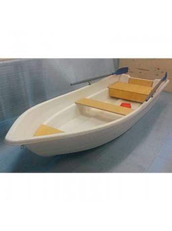 Моторно-гребная лодка картоп Легант-340