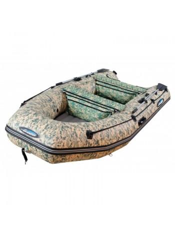 Лодка Gladiator E380 Camo