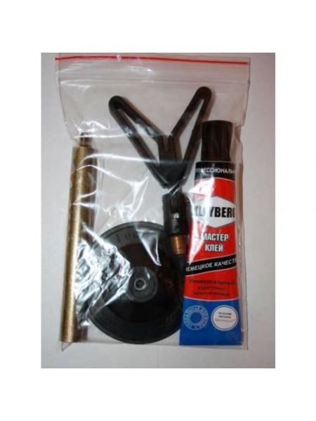 Набор по установке подставки удилища (клей, инструкция 2 держателя, упаковка)
