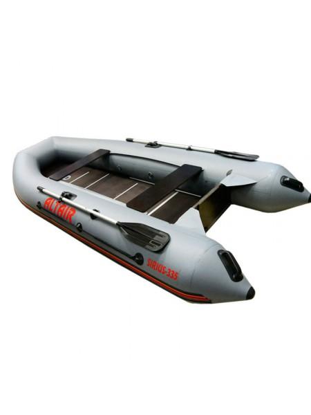 Моторно-гребная лодка Альтаир Sirius-335 L