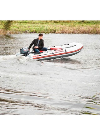 Моторная-гребная лодка Альтаир Sirius-315