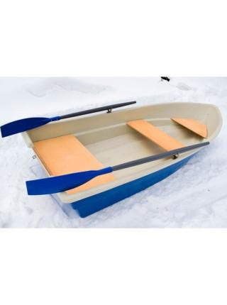Моторно-гребная лодка Легант-280