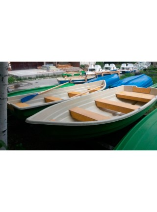 Пластиковая лодка Тортилла-395 Эко
