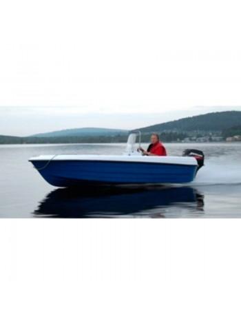 Пластиковая лодка Легант-400 Консоль
