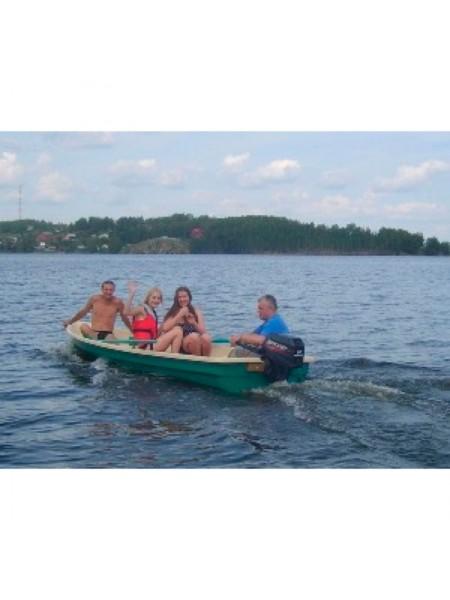 Пластиковая лодка Нейва-4