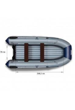 Лодка Флагман 380L