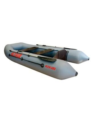 Моторно-гребная лодка Alfa-280 K