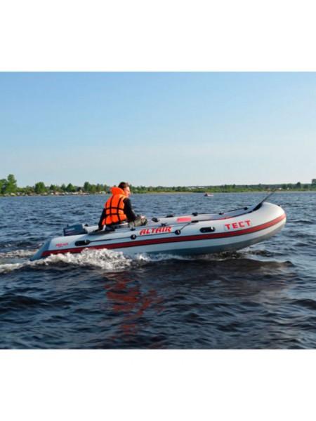 Моторная лодка Альтаир PRO ultra-425
