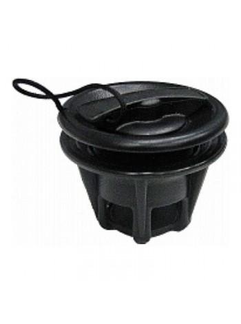 Yukona клапан воздушный в сборе, черный